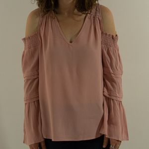 New with Tags Blush Blouse